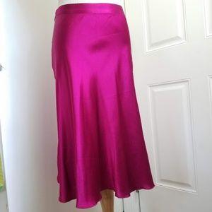NEW Club Monaco Hi-Low skirt